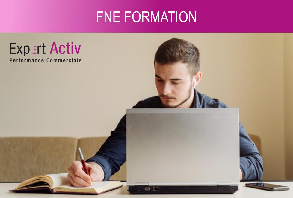 Comment fonctionne le FNE formation
